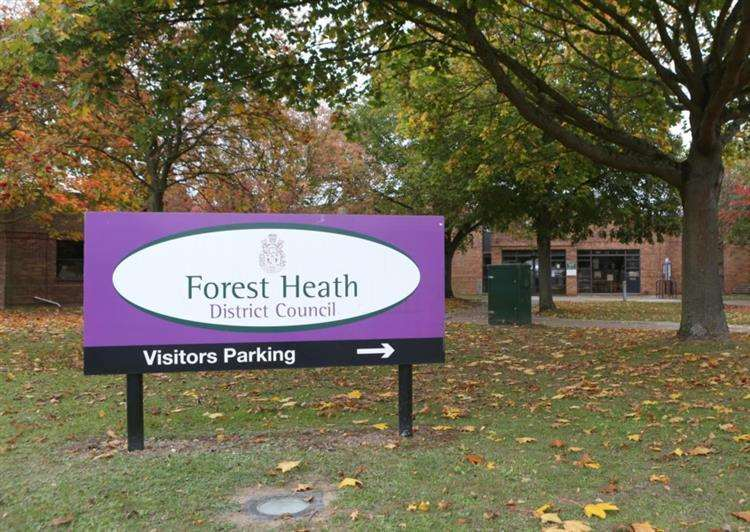 Forest Heath District Council (3428786)