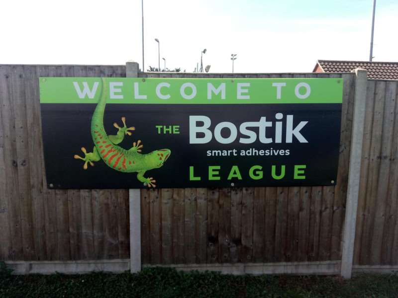 Tom Debenham has moved back up to the Bostik League with Mildenhall Town