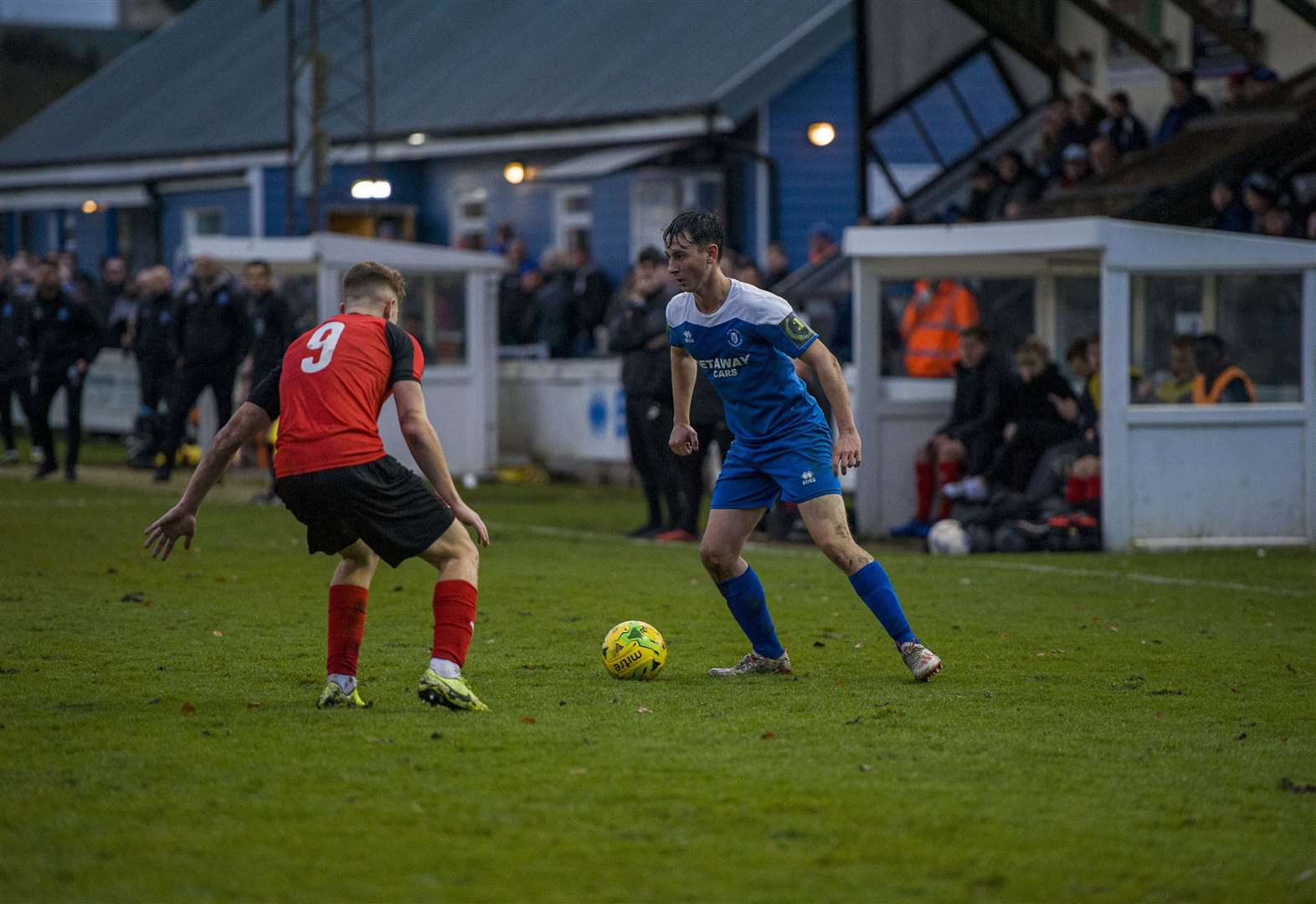 Tommy's surreal breakthrough week for Bury and Ipswich