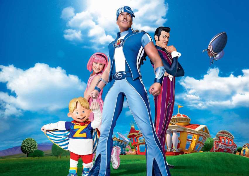 Lazy Town Live is coming to Haverhill Arts Centre