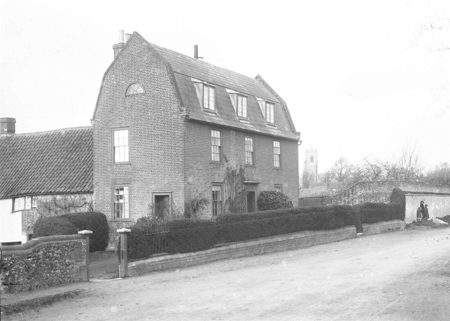 Street Farm, Bardwell. From the Spanton Jarman collection (2454311)