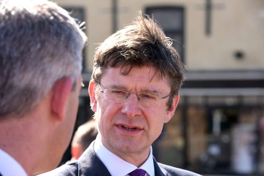 Communities secretary Greg Clark has been urged to rethink devolution plans for East Anglia