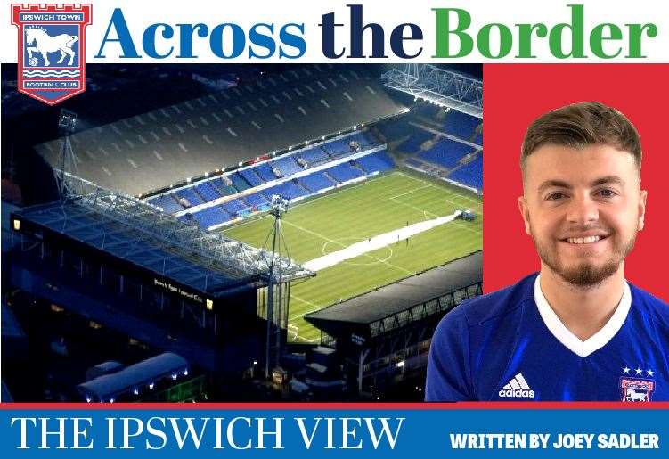 THE IPSWICH VIEW Columnist Joey Sadler (18366801)