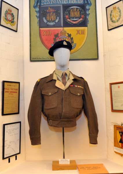 FEATURE - Suffolk Regiment Museum ANL-150913-205335009
