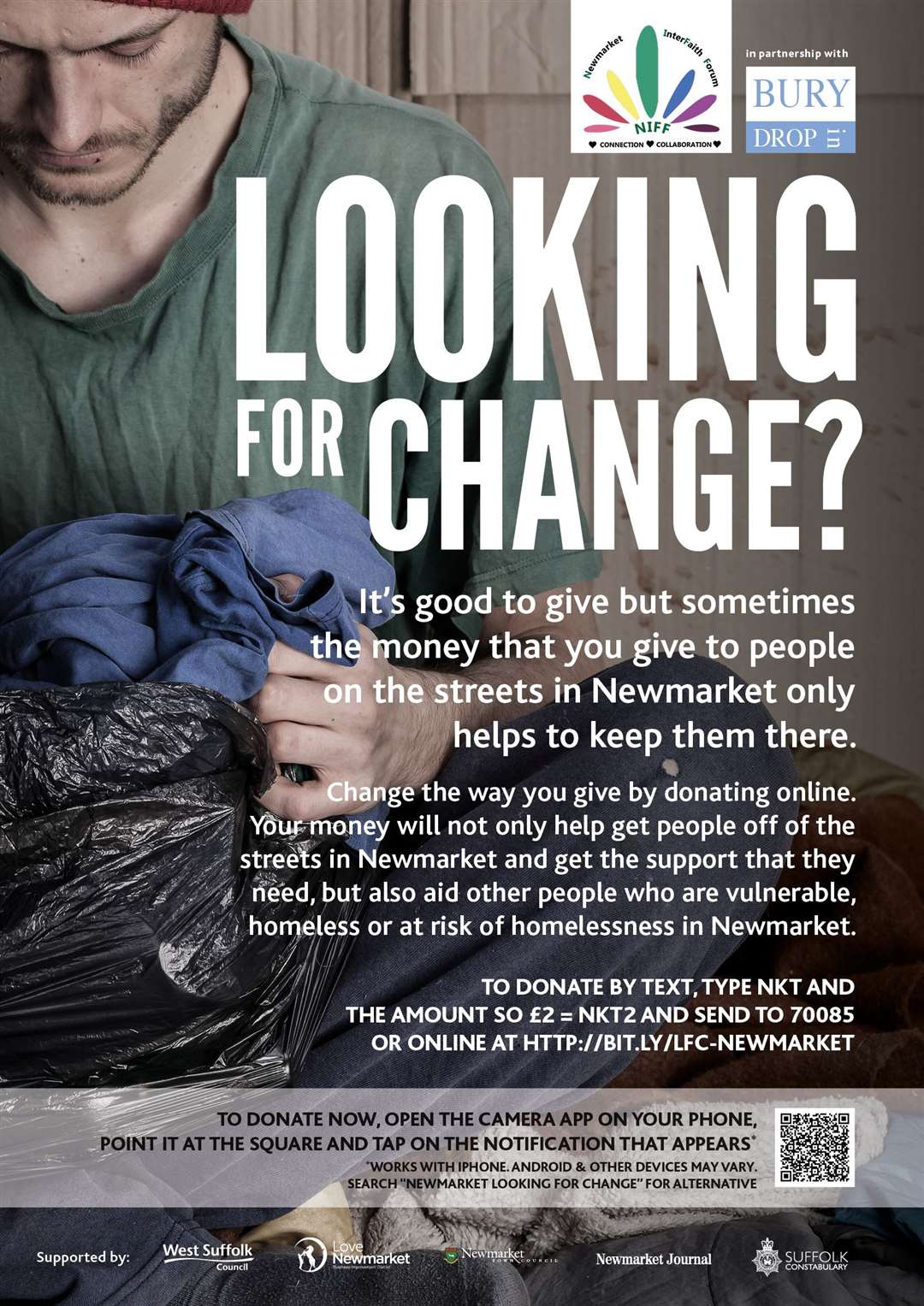 Looking for Change poster (7828226)