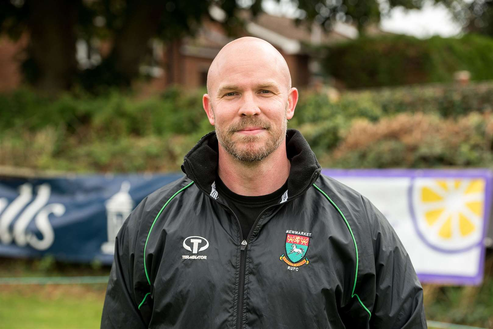 Newmarket head coach Martyn Wall
