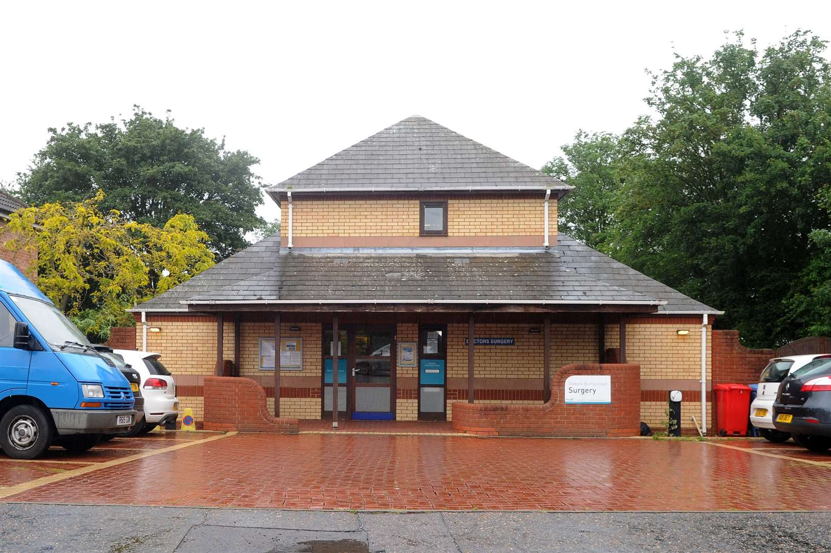 Steeple Bumpstead Surgery has been rated inadequate after a Care Quality Commission inspection. Picture by Mecha Morton.