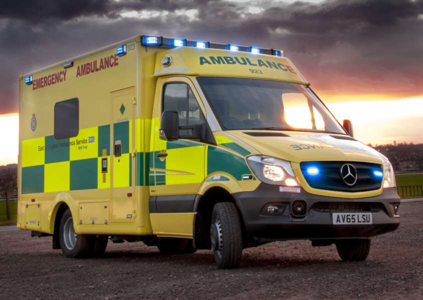 Ambulance service news