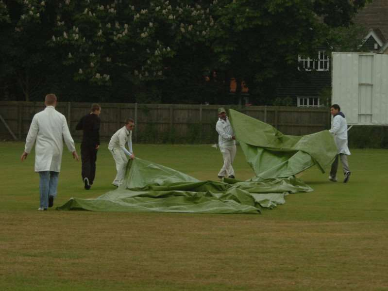 Several games called off due to rain and waterlogged pitches