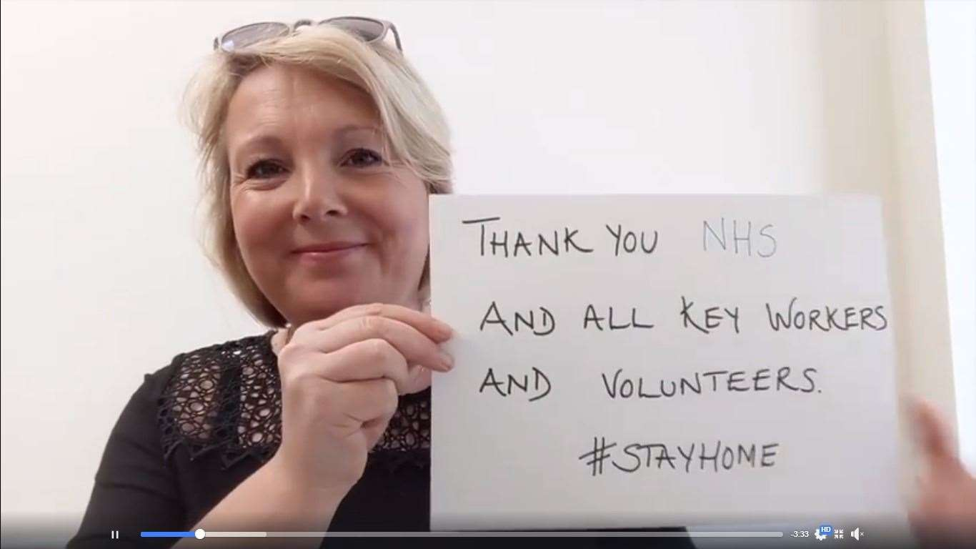Video message from Brookes staff to students (33769112)