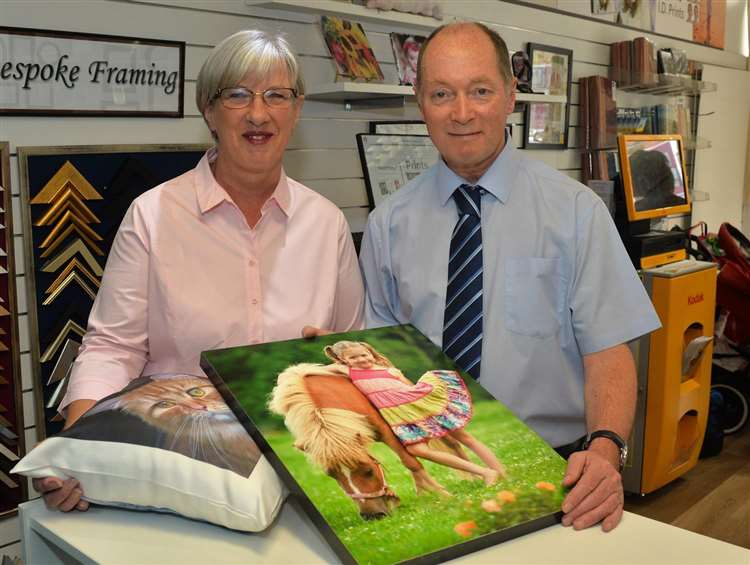 Newmarket store celebrates 20 years on the High Street