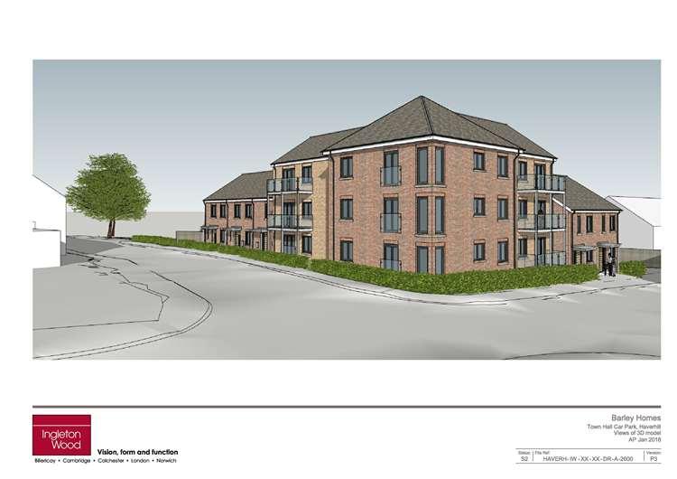 Haverhill housing development attracts criticism