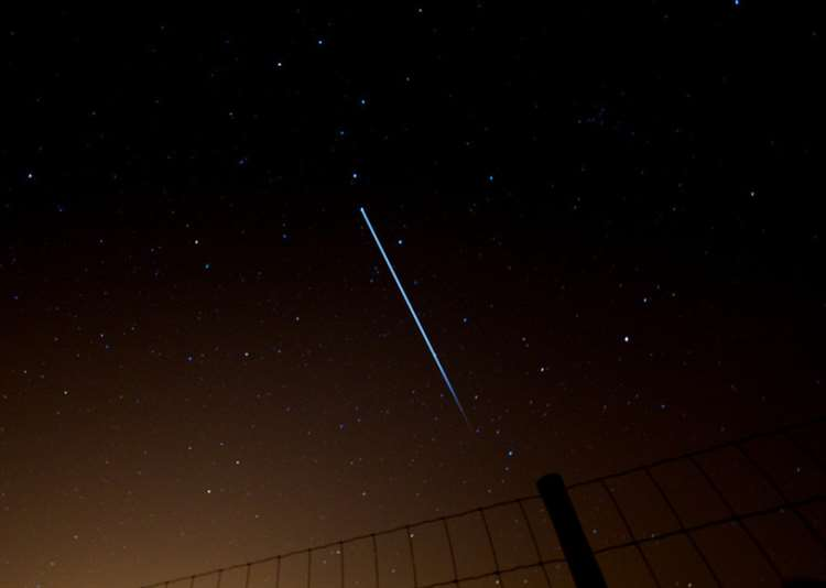 Chance to see International Space Station over East of