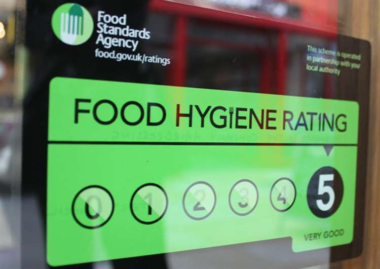 Revealed See The Best And Worst Food Hygiene Ratings In St