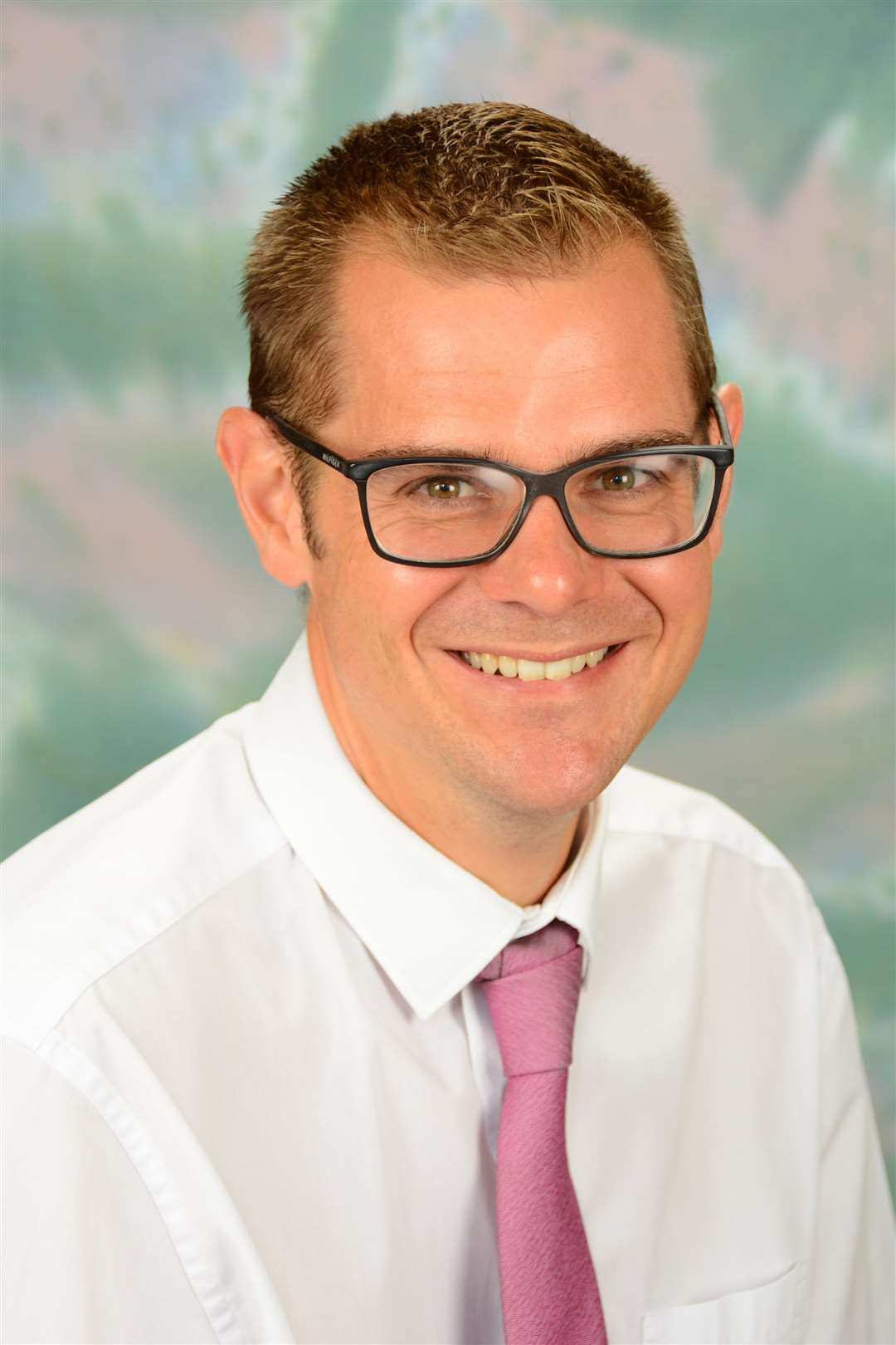 Ben Jeffery is the new headteacher at Westley Middle School in Bury St Edmunds. Picture submitted