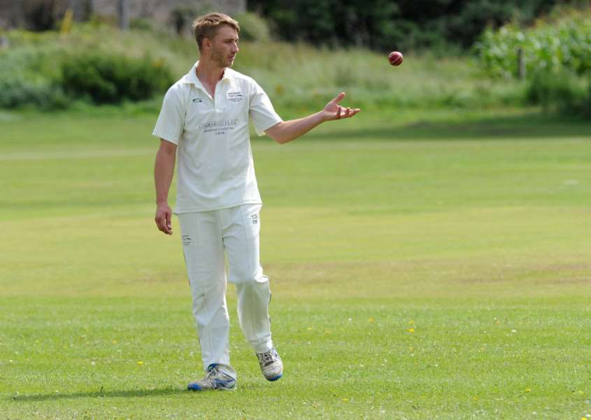 ON FORM: Danny Rodic took four wickets for Lakenheath