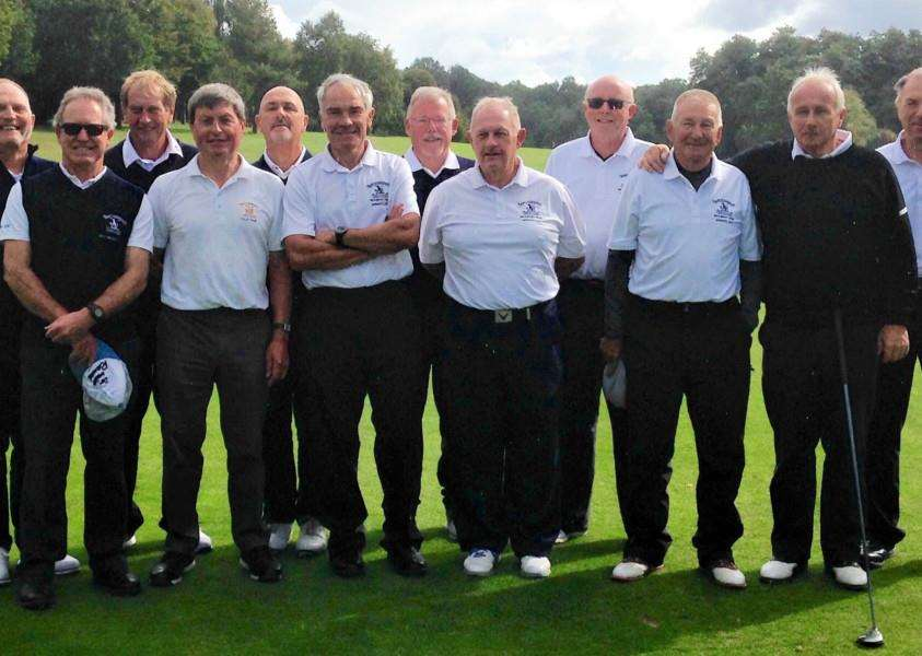 CHAMPIONS: Bury GC's winners