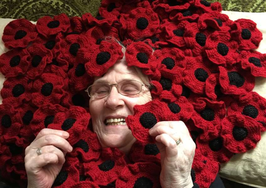 Thetford Town Council want as many poppies as they can