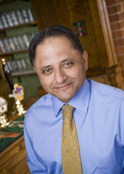 Rooney Anand, chief executive of Greene King.