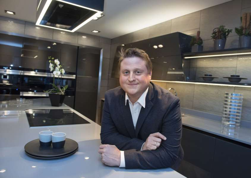Design Republic Ltd, Unit A4 Risby Business Park, Newmarket Road, Risby Design Republic are a luxury kitchen and bathroom design company Director Max Spenser-Morris Picture Mark Westley ANL-160612-225818009
