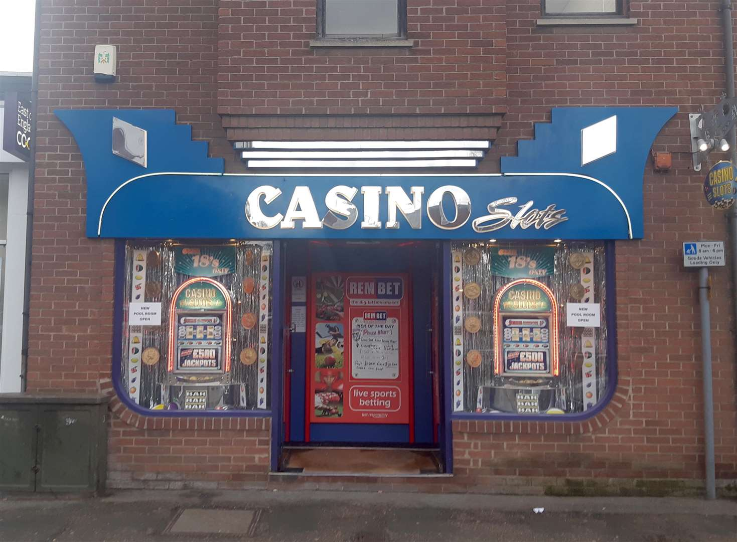 Casino Slots, Wellington Street (7620737)