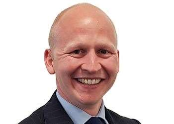 East Suffolk's deputy leader and Conservative cabinet member for economic development, Craig Rivett. Picture: East Suffolk Council