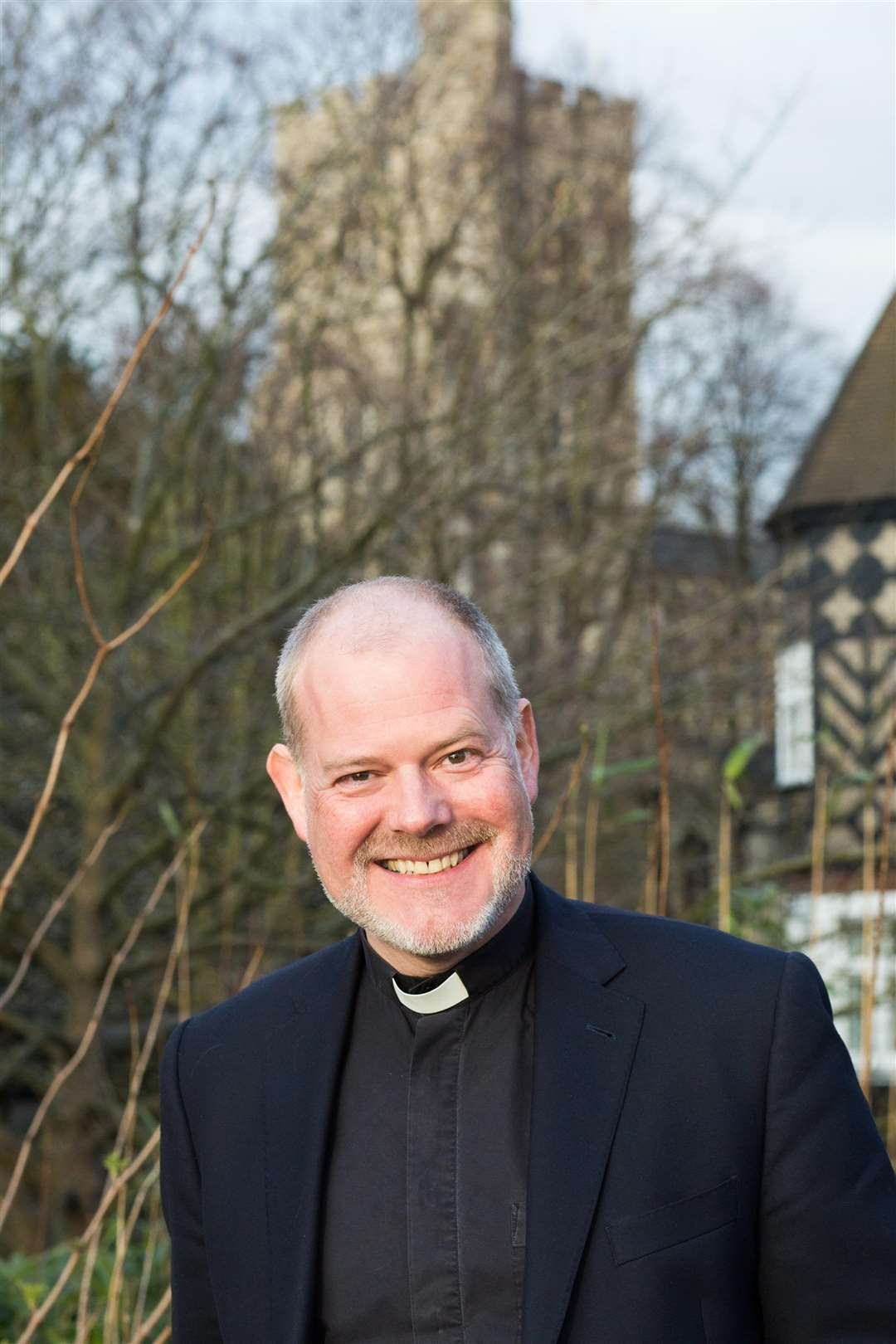 The Rev Canon Joe Hawes is the new Dean of St Edmundsbury (1970843)