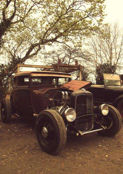 1930s Ford V8 hot rod by Oliver Tunstall ANL-150428-133919001