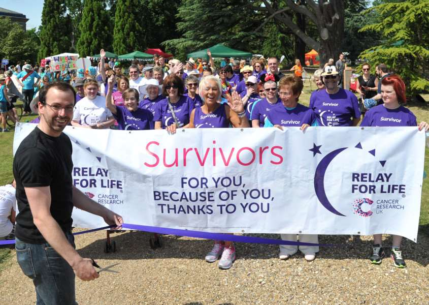 Relay for Life at Ickworth House ANL-151107-135500009