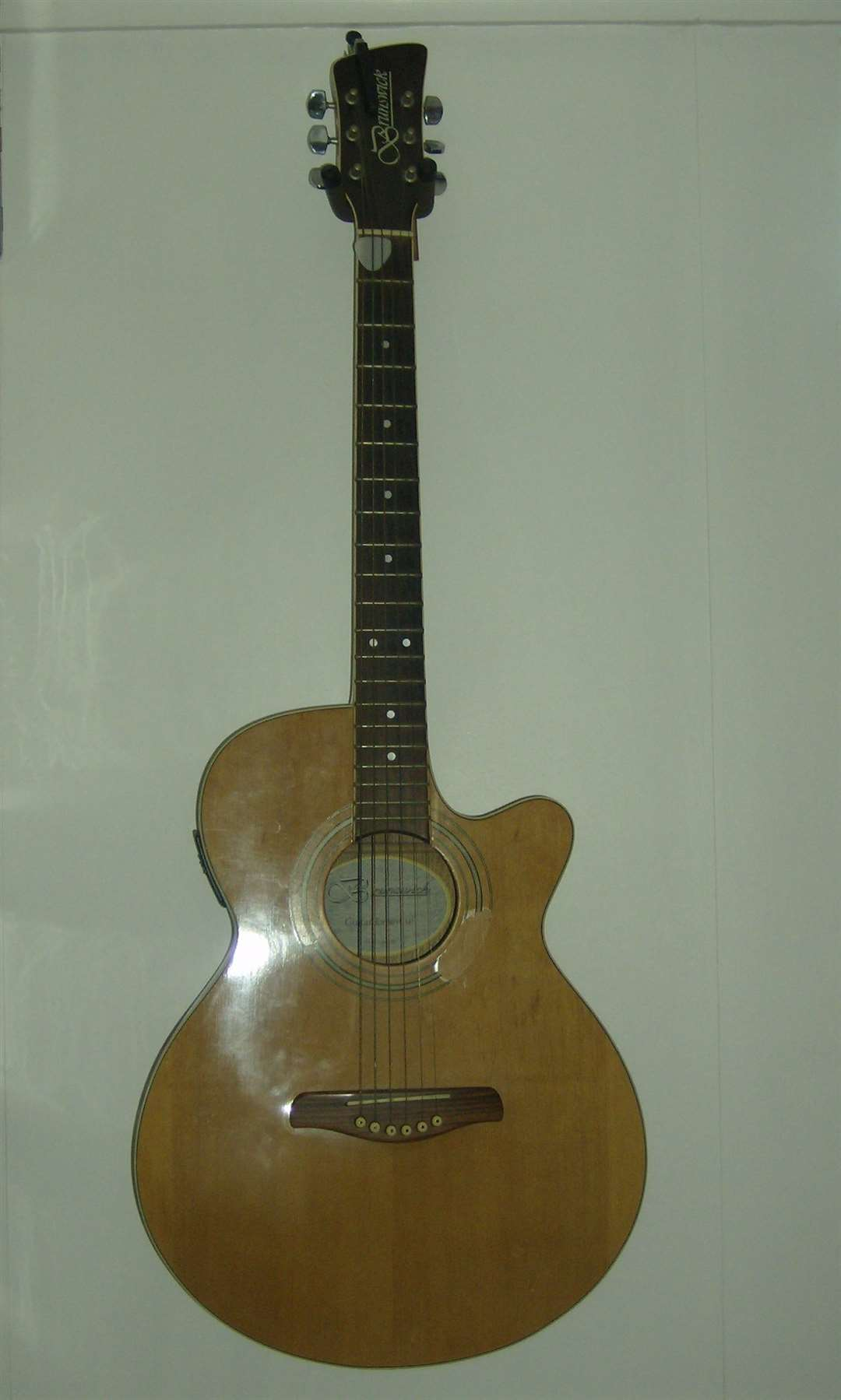 This Brunswick BTK50 Electro-Acoustic was also stolen (22693016)