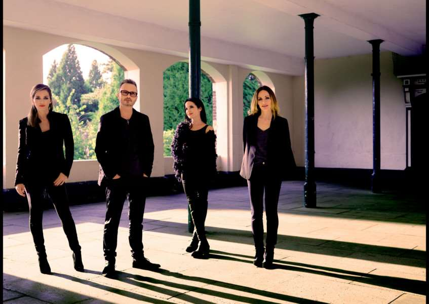 The Corrs are set to play in Newmarket on June 17 ANL-160125-102633001
