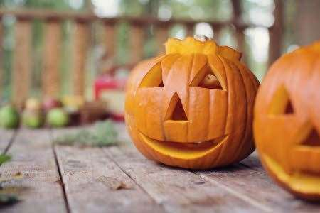 Hold a pumpkin carving competition with others in your household