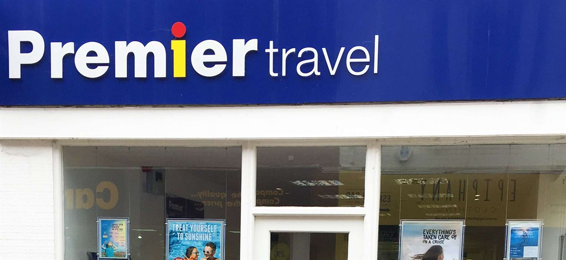 Premier Travel shops are now open again for appointments