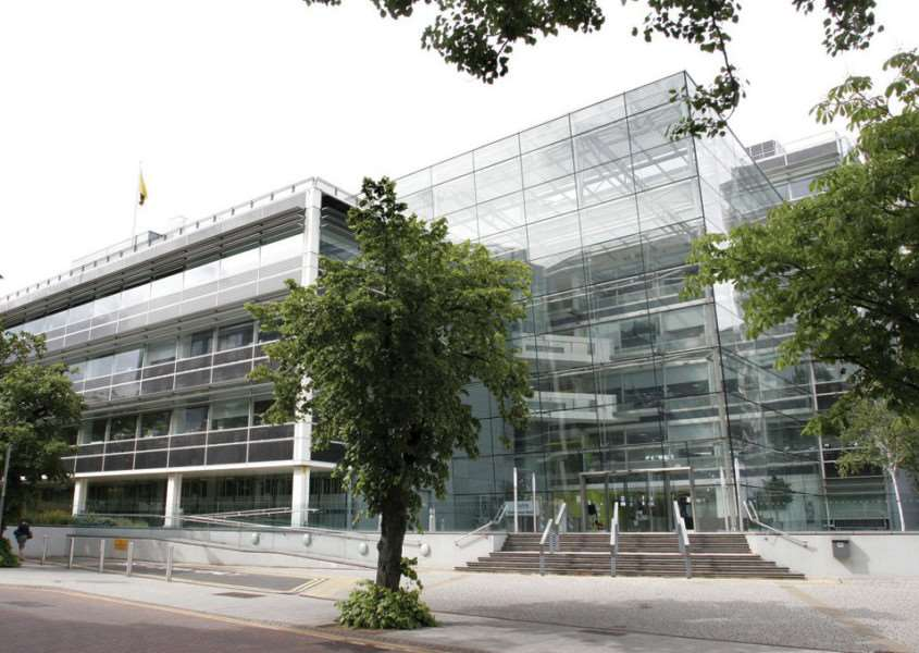 Babergh District Council is moving to Suffolk County Council's headquarters at Endeavour House, Ipswich