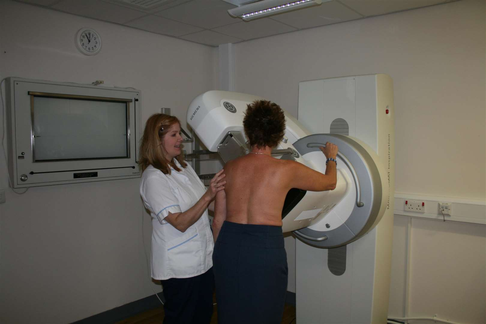 Breast screening appointments are being missed by thousands of women in west Suffolk