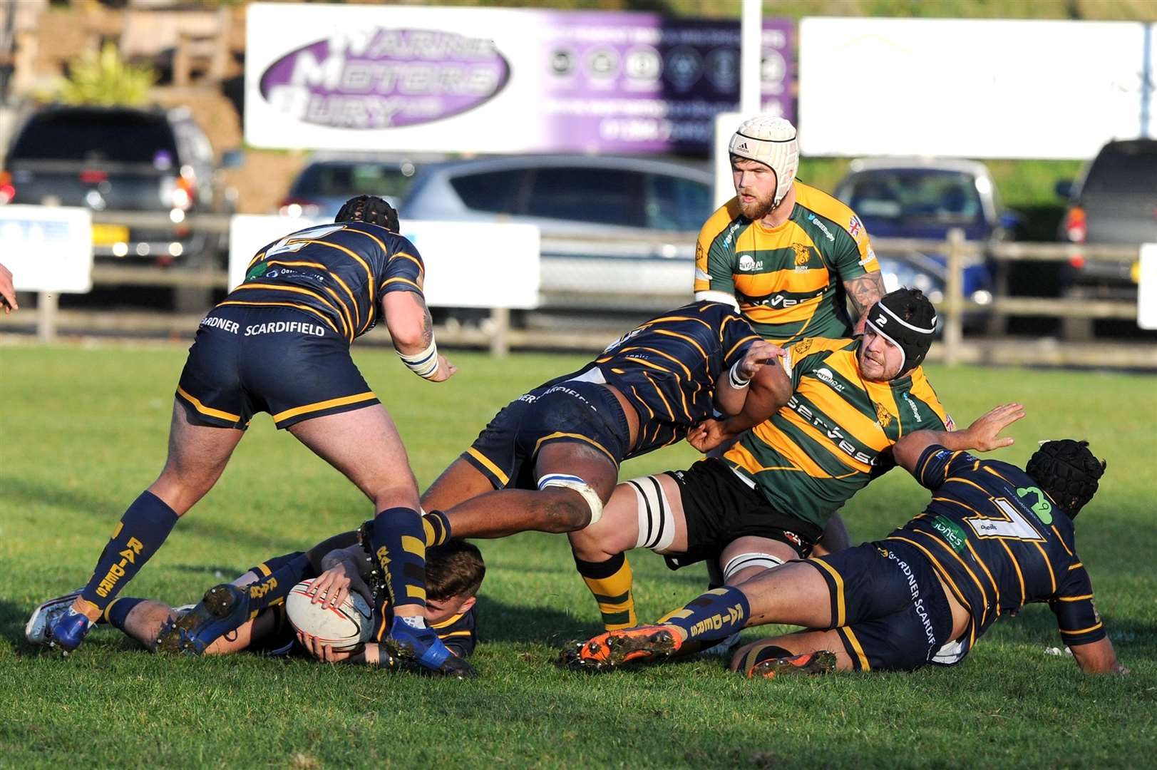 RUGBY - Bury St Edmunds v Worthing Raiders...Pictured: ....PICTURE: Mecha Morton... .. (5191869)