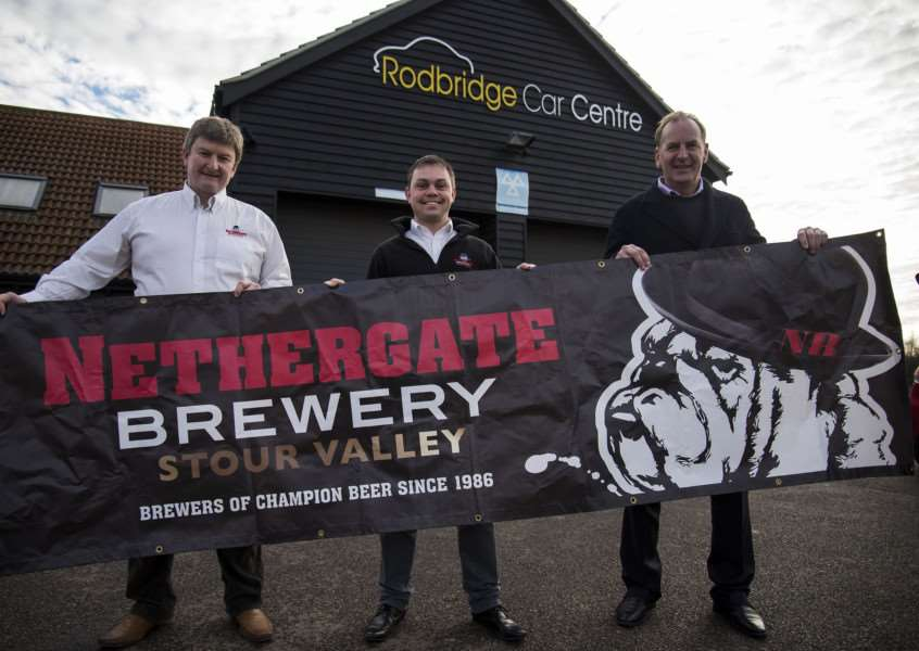 Nethergate Brewery. 'Picture Mark Westley
