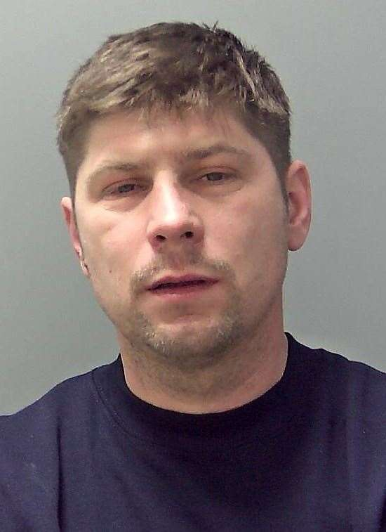 Jamie Darby was jailed for two counts of burglary. Picture supplied by Essex Police. (18088739)