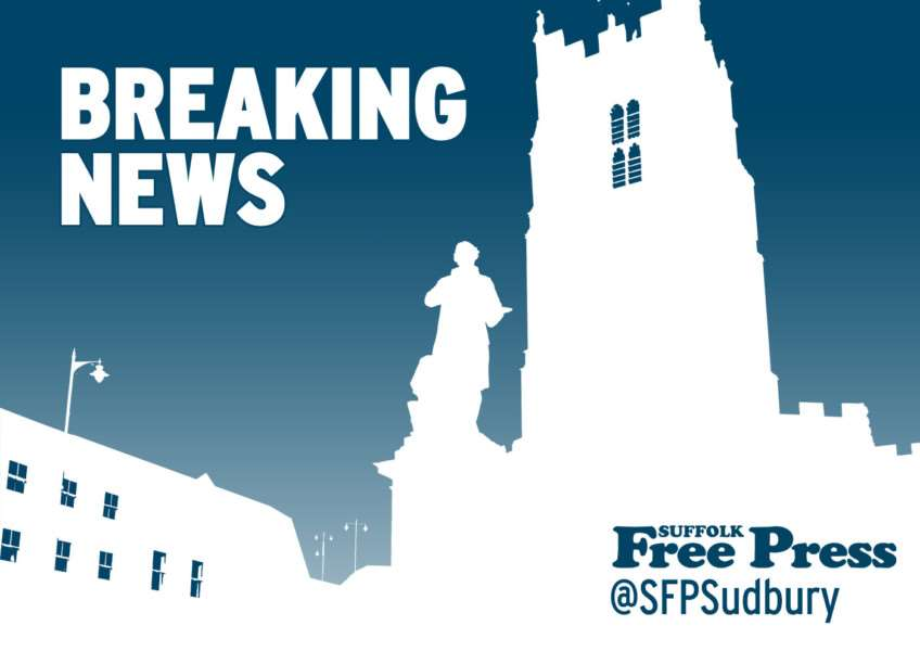 Latest breaking news from the Suffolk Free Press, suffolkfreepress.co.uk, @sfpsudbury on Twitter