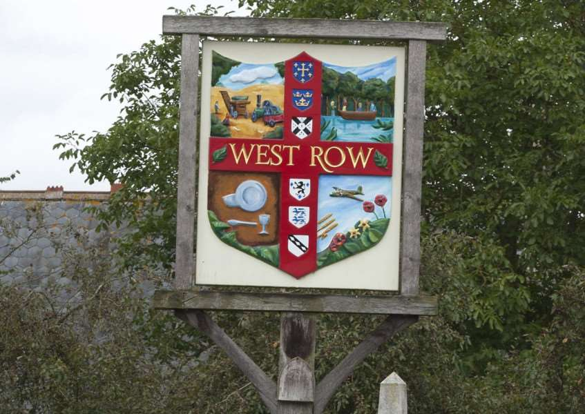 Say whether you thing West Row should have its own parish council