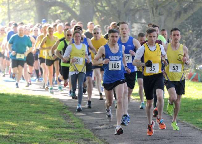 St Edmundsbury Running Festival will be at the Skyliner Sports Centre, on the Moreton Hall Estate, on October 29.