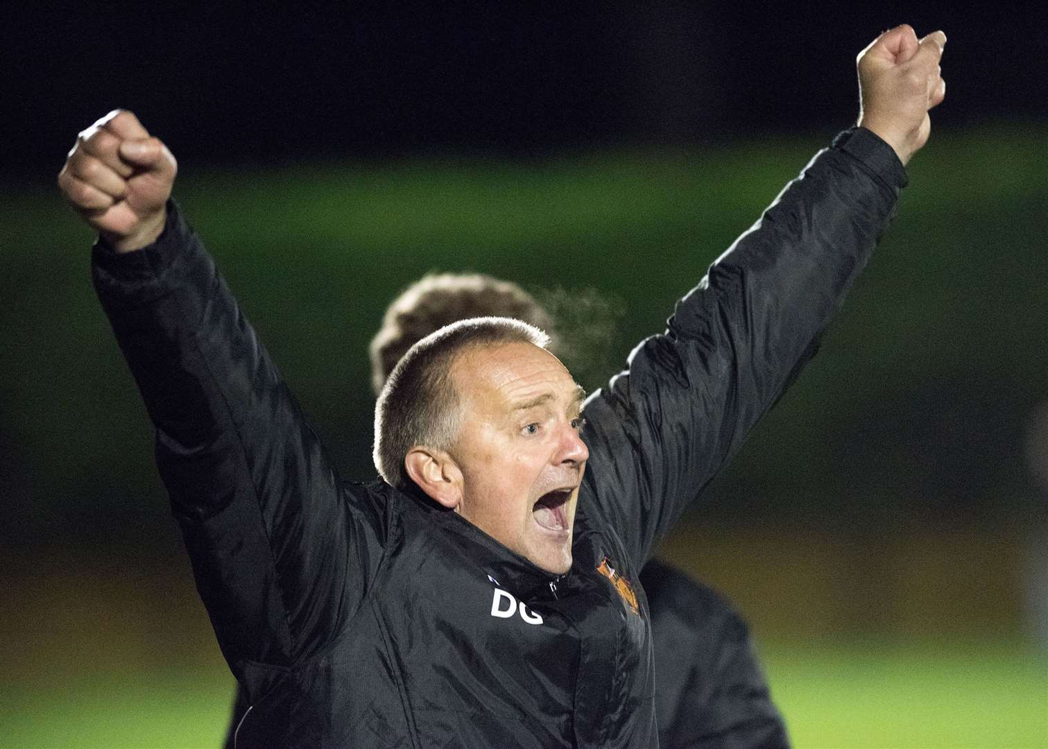 Dean Greygoose is the new Godmanchester manager. Picture: Mark Westley