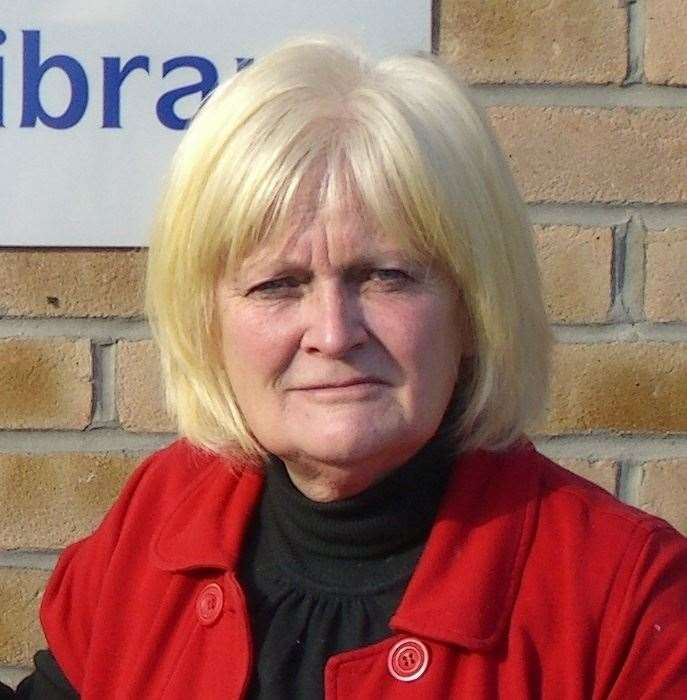 Penny Otton, Liberal Democrat, Suffolk County Council. (11850060)