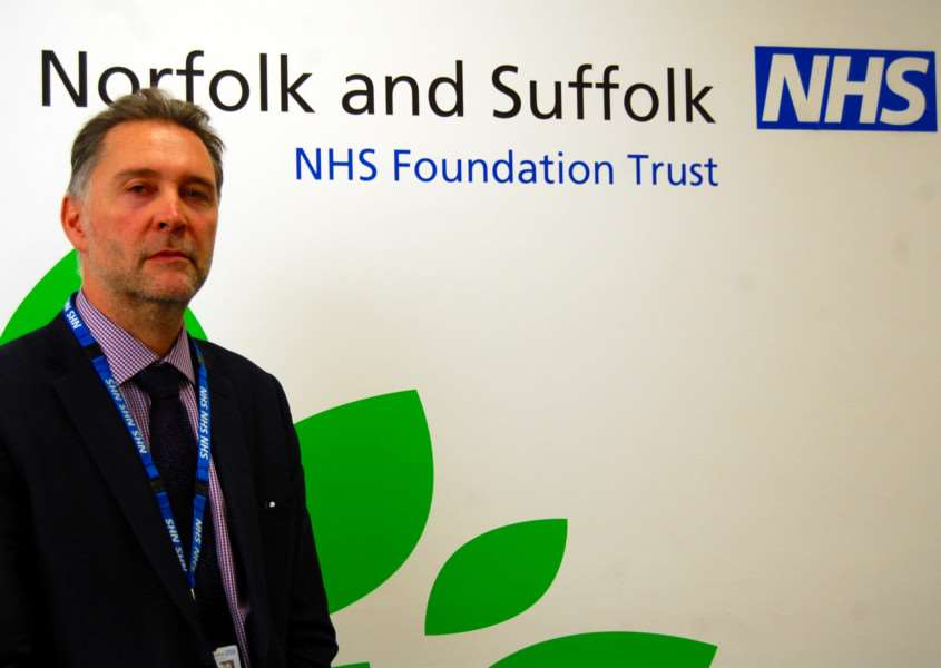 Andrew Hopkins, has resigned from Norfolk and Suffolk Foundation NHS Trust ENGANL00120140502155833
