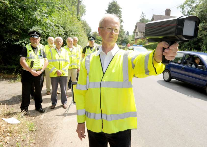 New moves are being made to clamp down on speeding drivers in Swaffham