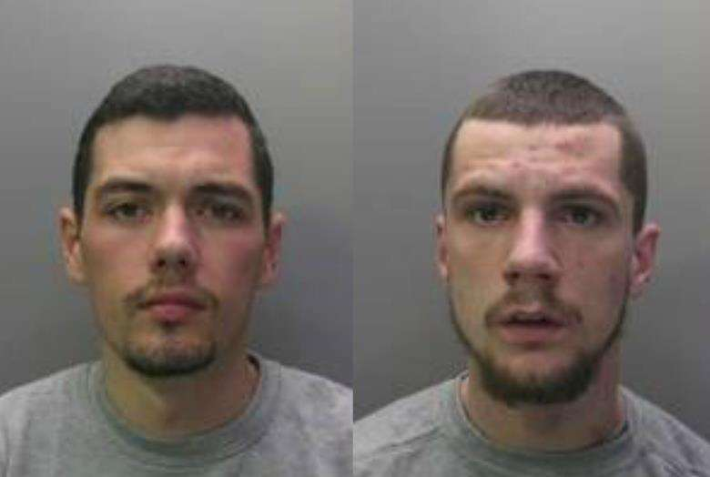 Charlie Oakley, 26, of George Street, Shefford, Bedfordshire, and Tony Smith, 19, of Schole Road, Willingham, Cambridgeshire (5292471)