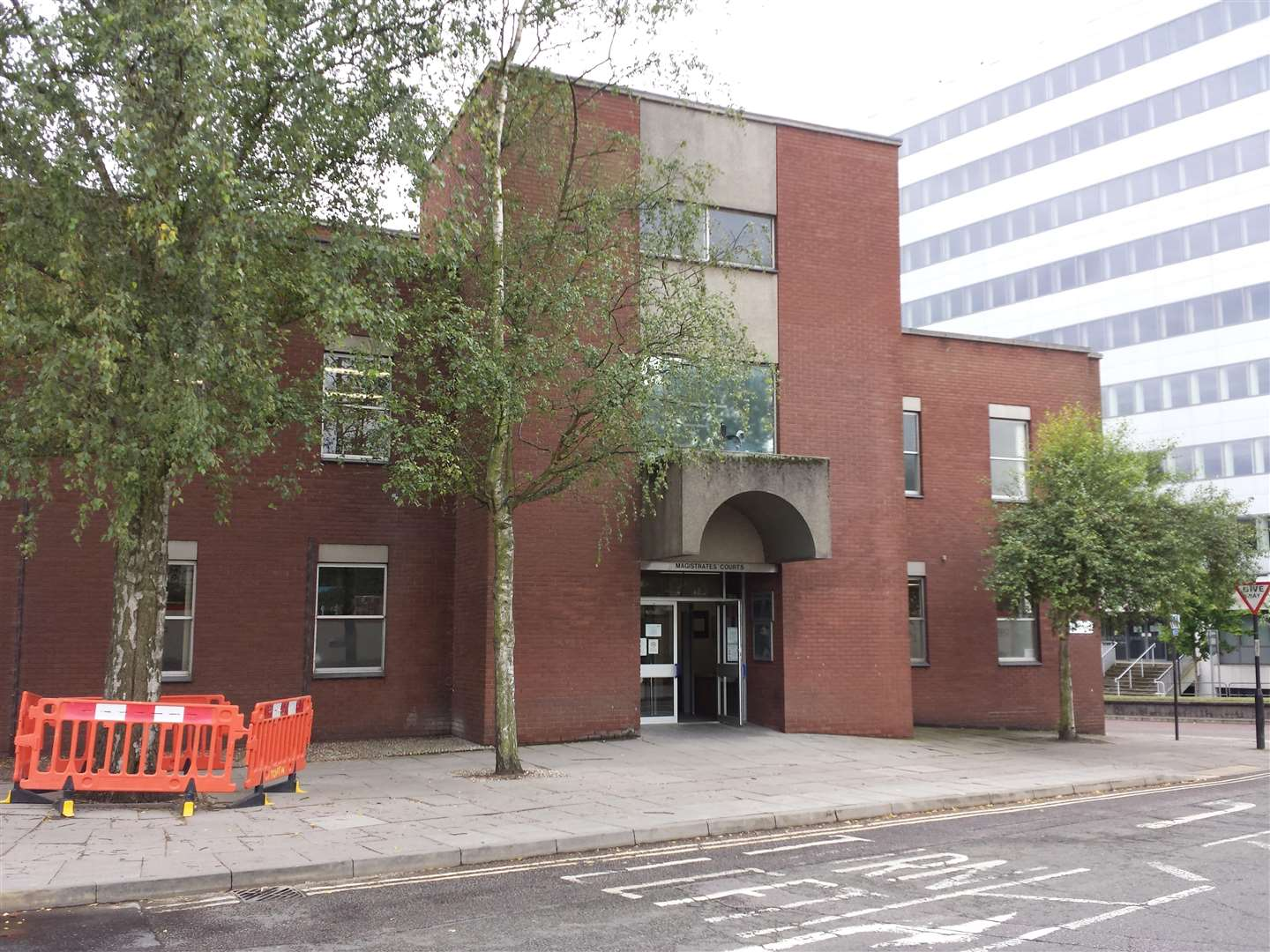 Ipswich Magistrates Court. (3863524)