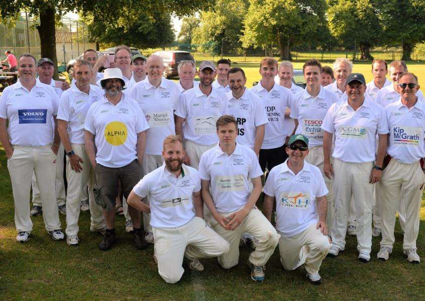 Chippenham dawn to dusk cricket match