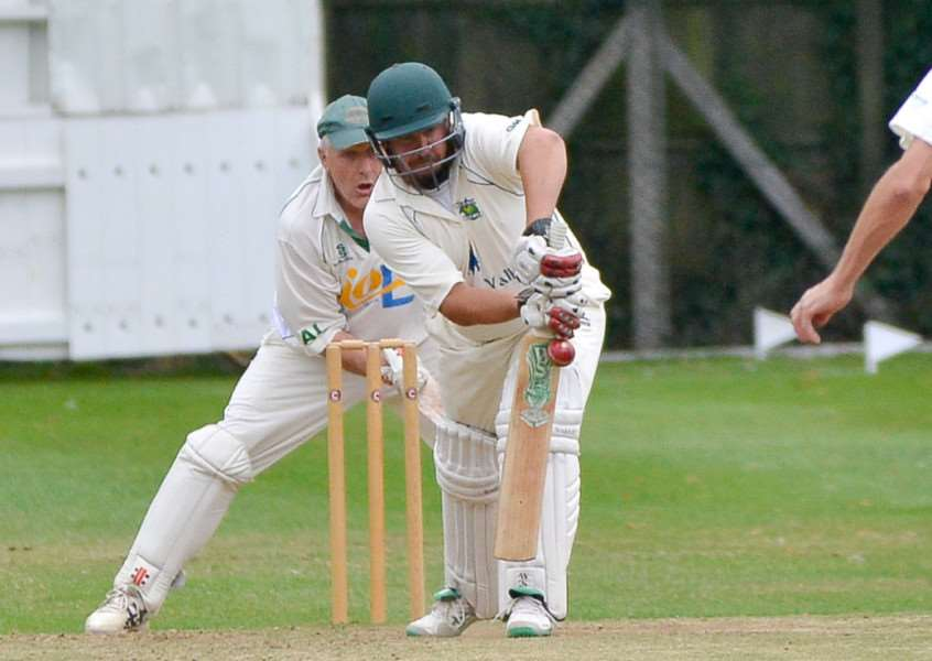 TOP SCORER: Jason Wade scored 31 runs for Long Melford during their nine wicket defeat against Lakenheath
