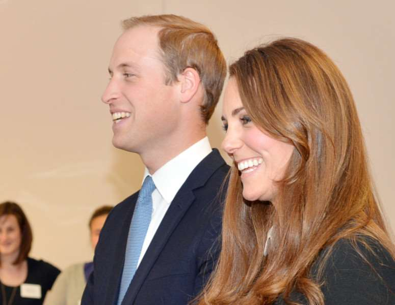Prince William and Kate - The Duke and Duchess of Cambridge have taken a holiday in the French Alps